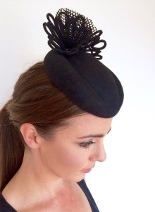 Fascinators 101  Hat elastics – Headpiece   Fascinator Designers ... db53a96825c