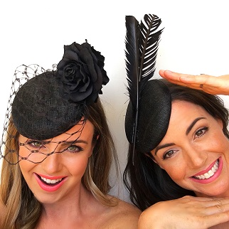 SHOW PONY Millinery designs & handcrafts hats and fascinators for women across the globe