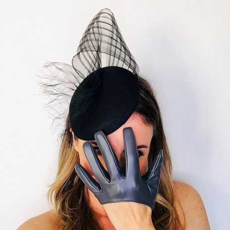 SHOW PONY Millinery Best Half Palm Gloves (2)
