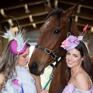 SHOW PONY Millinery hats & fascinators are designed and made in New Zealand